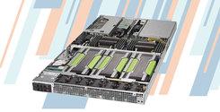 Supermicro SuperMinute — 1U GPU řešení