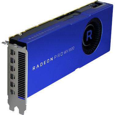 AMD Radeon Pro WX 9100 16GB HBM2 6-mDP PCIe 3.0, GPU-AMDRWX9100 -100-505957