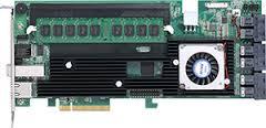 ARECA 16port (4x SFF-8643+1x SFF-8644) 12Gb/s SAS RAID, 2GB DDR3, PCIe x8 Card, FP
