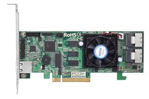 Areca ARC-1882i (LSI2208) SAS2 RAID (0/1/5/6/10/50/60) 2×8087,exp 128, 1GB, PCI-E8g3, LP