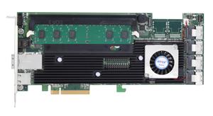 Areca ARC-1882IX-16-4GB (LSI2208) SAS2 RAID (0/1/5/6/10/50/60) 4×8087, 1×8088, exp 128,4GB+,PCI-E8g3