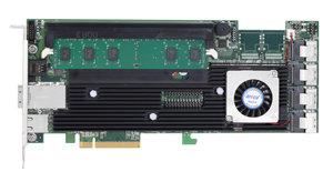 Areca ARC-1882IX-16 (LSI2208) SAS2 RAID (0/1/5/6/10/50/60) 4×8087, 1×8088, exp 128, 1GB+, PCI-E8 g3