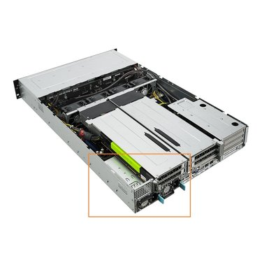 ASUS 1300W 80+ PLATINUM RPSU//DELTA/DPS-1300AB-6 L - 90SKP000-M30AN0