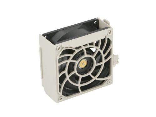 FAN-0125L4 rear fan for SC835-836-846 (80x80x32 mm 6.7K RPM SC836 Rear Exhaust Fan with Housing)