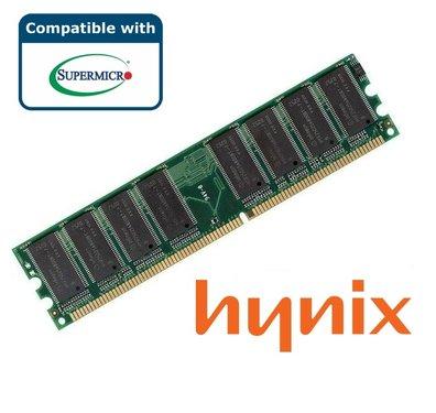 Hynix DDR3 4GB 1600 2Rx8 VLP ECC Un-Buffer RoHS, Supermicro certified - HMT351E7CFR8C-PB