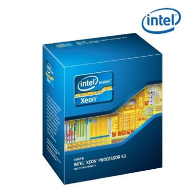 Intel Xeon E3-1231v3 @ 3.3GHz, 4 jádra, HT, s1150, box - CM8064601575332