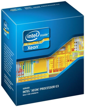 Intel Xeon E3-1270v3 @ 3,5GHz, 4 jádra, HT, 8MB, LGA1150