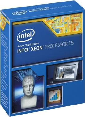 Intel Xeon E5-1620 v3 @ 3.5GHz, 4C/4T, 10MB, LGA2011-3, tray