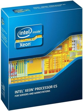 Intel Xeon E5 2630V2 6 Core 2.6GHz LGA2011 15MB 7.2GT/s 80W - CM8063501288100