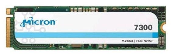 Micron 7300 PRO 3.84TB, PCIe NVMe, M.2 22x110mm, 3D TLC, 1DWPD - MTFDHBG3T8TDF-1AW1ZABYY