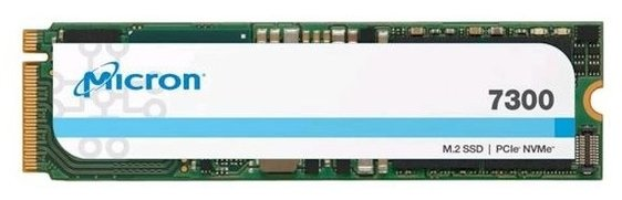 Micron 7300 PRO 960GB, PCIe NVMe, M.2 22x80mm, 3D TLC, 1DWPD - MTFDHBA960TDF-1AW1ZABYY