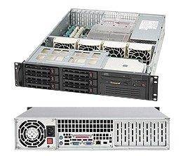 SC823TQ-653LP 2U eATX, eATX,6sATA/SAS,LP,650W(80+GOLD),black