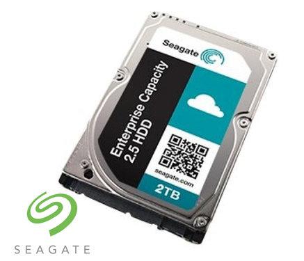 """SEAGATE 2.5"""", 7.2K RPM 2TB, SATA3 6GB/S, 512E 128M, SED - ST2000NX0303"""