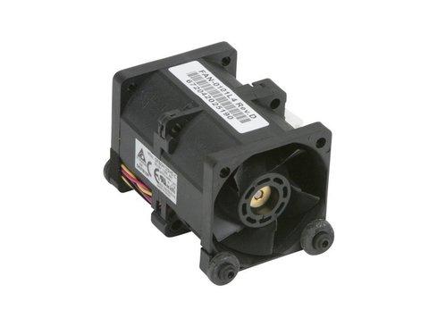 SUPERMICRO 1U, 40x40x56mm, (4-pin) 14.4K RPM PWM Fan, SC809's, PB Free