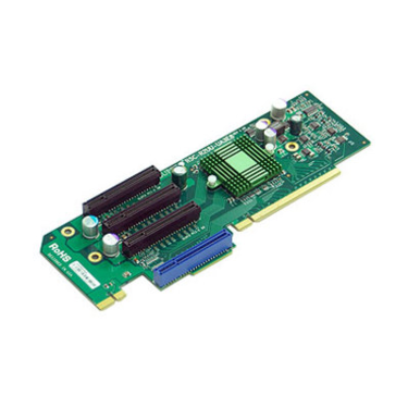 SUPERMICRO 2U UIO Riser - 1x Universal I/O (UIO) Slot + 3x PCI-E (x8) Slots - LEFT SIDE