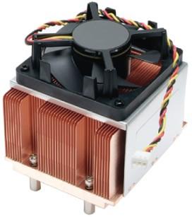 SUPERMICRO 3U active heatsink Xeon (667/1066/1333)