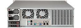 "SUPERMICRO 3U chassis 16x 3,5"" HS SAS/SATA (4x SFF 8087) + volitelný 2x 2,5"", 2x920W (80PLUS Platinum)"