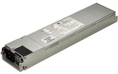 Supermicro 400W, 1U - PWS-401-1R