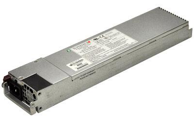 Supermicro 500W, 1U - PWS-501P-1R