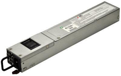 Supermicro 500W, 1U - PWS-504P-1R