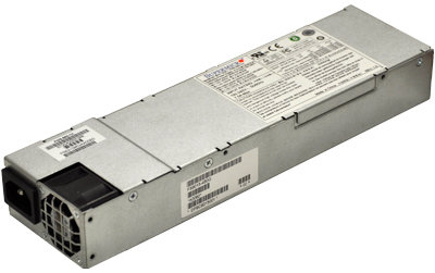 SUPERMICRO 560W, Multiple Output 80+ Gold, 24PIN
