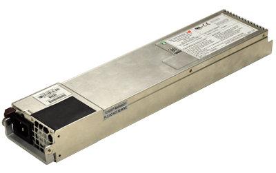 Supermicro 920W, 1U - PWS-920P-1R
