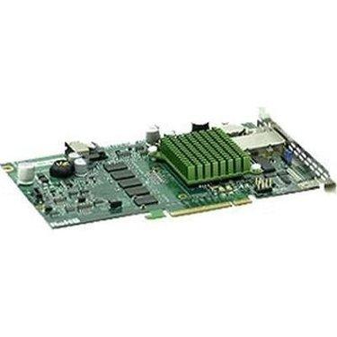 Supermicro AOCSAS2LP-H8iR(2108) SAS2RAID(0/1/5/6/10) 2x8087,exp:240HD,512MB,PCI-E8 g2,LP,ekvivalent LSI9260-8i