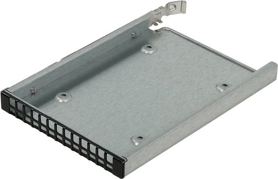 "Supermicro Black FDD Dummy Tray, Black, Support 1x 2.5"" slim HDD for SC815, 836"
