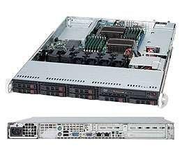 Supermicro CSE-113TQ-600UB