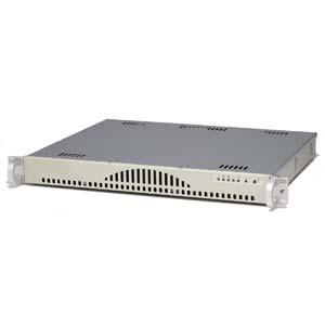 Supermicro CSE-512L-260B, mini1U, ATX, 2HDD, 260W(24+4p), noCD, černé