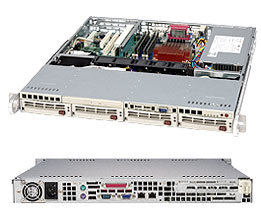 Supermicro CSE-813MS-520C