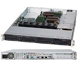 Supermicro CSE-815TQ-563UB