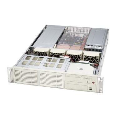 Supermicro CSE-823i-R500RC 2U eATX, 6HDD, RC, 500W