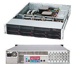 Supermicro CSE-825TQ-710LPB