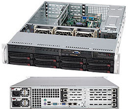 Supermicro CSE-825TQ-R700UV