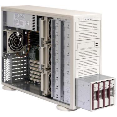 Supermicro CSE-942I-650 4U/tower, 650W