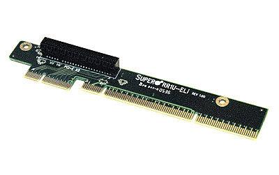 Supermicro CSE-RR1U-ELI, 1U PCI-E PDSMi/X7SBI riser card