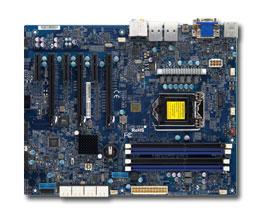 SUPERMICRO MB 1xLGA1150, iC226,DDR3, 8xSATA3, (3x PCI-E 3.0 x16,3x PCI-E 2.0 x1), USB3.0, Audio