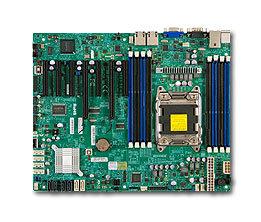 SUPERMICRO MB 1xLGA2011 iC600 8x DDR3 ECC R,2xSATA3,4xSATA2 4,3 PCI-E 3.0 (x8,x4),2xLAN,IPMI