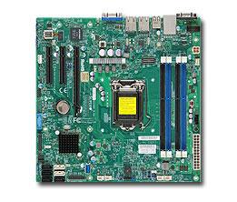 Supermicro MBD-X10SLM+-F-O