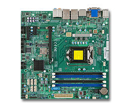 Supermicro MBD-X10SLQ-O