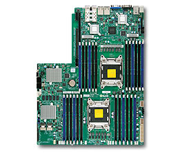 Supermicro MBD-X9DRW-iTPF+-P