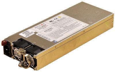 Supermicro PWS-0049, zdroj 2U, 500W