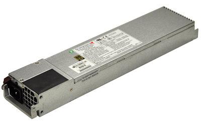 Supermicro PWS-1K21P-1R, zdroj 1U/2U/3U/4U, 1200/1000W