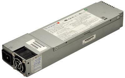Supermicro PWS-361-1H, supply 1U, 360W