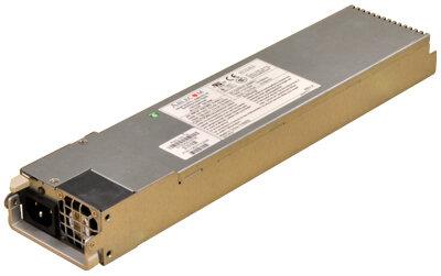 Supermicro PWS-781-1S, zdroj 1U, 700/780W