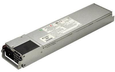 Supermicro PWS-801-1R, zdroj 2U/3U/4U/Tower, 800W