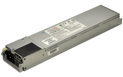 Supermicro PWS-981-1S, zdroj 1U, 980W