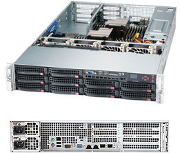 Supermicro SYS-6027R-72RFT+