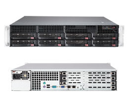 Supermicro SYS-6027R-TDT+